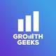 Growth Geeks for startups